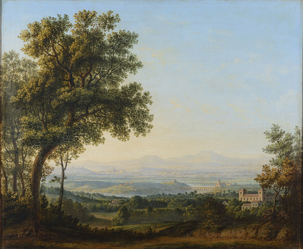 US Coin「View Of The Roman Campagna First Half Of The 19th Cent」:写真・画像(10)[壁紙.com]