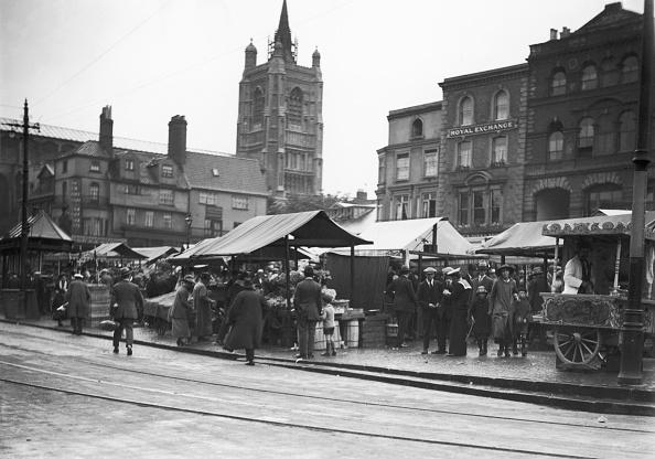 Behind「Norwich Market」:写真・画像(13)[壁紙.com]