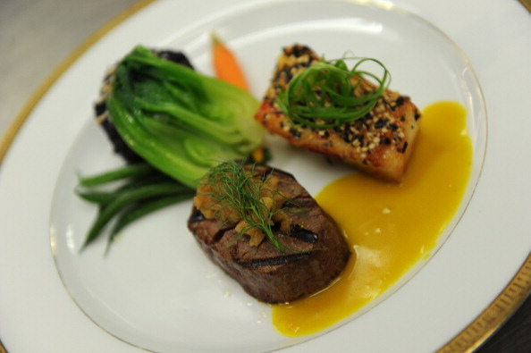 Sirloin Steak「68th Annual Golden Globe Awards Menu Preview」:写真・画像(5)[壁紙.com]