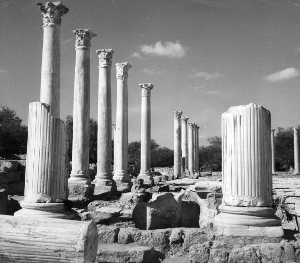 Republic Of Cyprus「RUINS OF SALAMIS」:写真・画像(16)[壁紙.com]