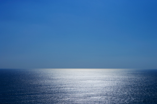 Horizon Over Water「View of the pacific ocean」:スマホ壁紙(6)