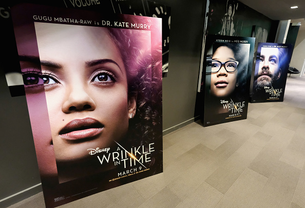 A Wrinkle in Time「'A Wrinkle In Time' Press Conference」:写真・画像(1)[壁紙.com]