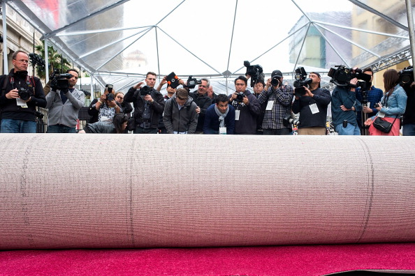 Atmosphere「86th Annual Academy Awards - Red Carpet Installation Photo Op」:写真・画像(3)[壁紙.com]