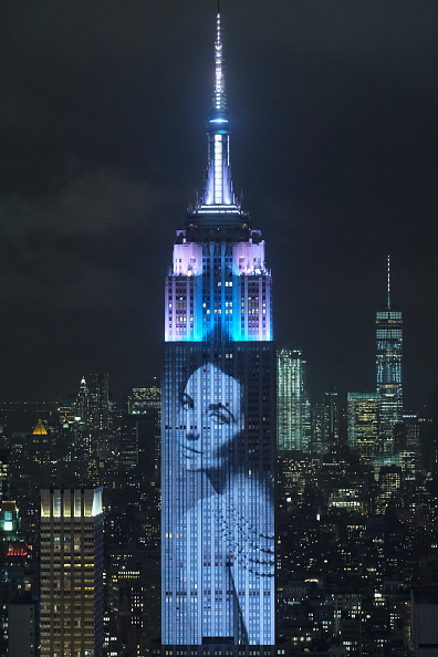 Empire State Building「Harper's BAZAAR 150th Anniversary Event Presented With Tiffany & Co At The Rainbow Room - Inside」:写真・画像(6)[壁紙.com]