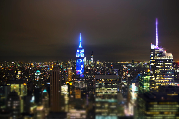 Empire State Building「Harper's BAZAAR 150th Anniversary Event Presented With Tiffany & Co At The Rainbow Room - Inside」:写真・画像(7)[壁紙.com]
