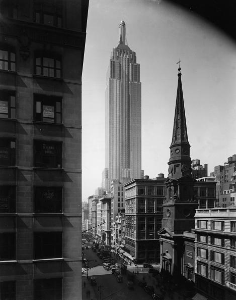 Empire State Building「Empire State Building And Fifth Avenue」:写真・画像(3)[壁紙.com]