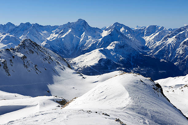 View of the Alps from Alpe d'Huez:スマホ壁紙(壁紙.com)