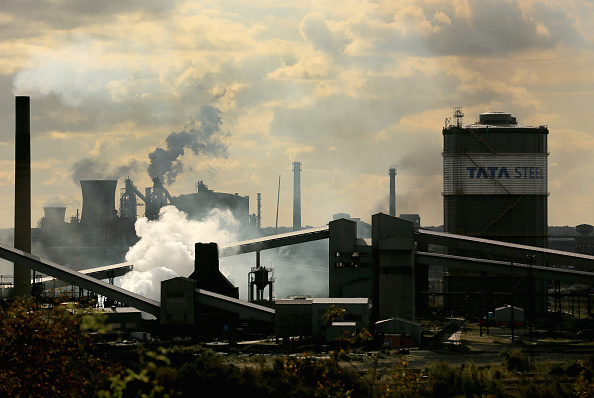 Industry「Tata Steel Prepares To Make Redundancies」:写真・画像(4)[壁紙.com]