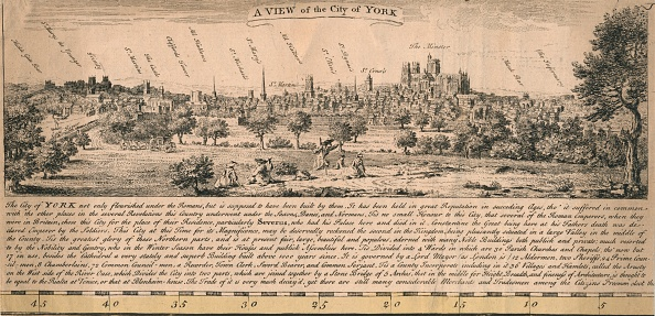 York - Yorkshire「A View Of The City Of York」:写真・画像(14)[壁紙.com]