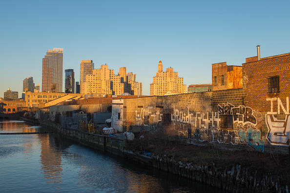 Brooklyn - New York「Gownaus Canal」:写真・画像(1)[壁紙.com]