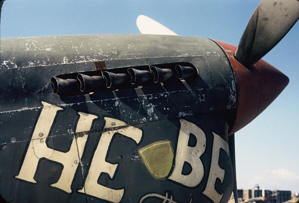 Color Image「World War II Fighter Plane Nose Art」:写真・画像(9)[壁紙.com]