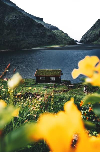 フェローの saksun 風景の眺め:スマホ壁紙(壁紙.com)