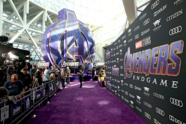 "Atmosphere「Los Angeles World Premiere Of Marvel Studios' ""Avengers: Endgame""」:写真・画像(8)[壁紙.com]"