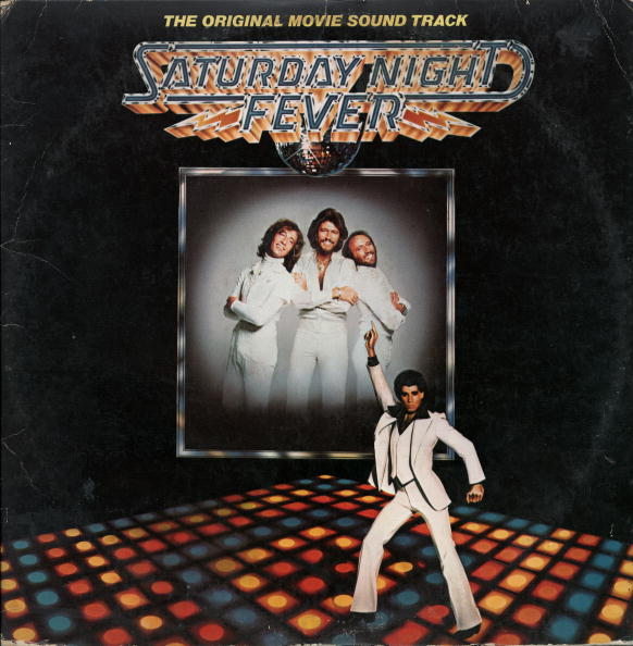 Clubbing「'Saturday Night Fever' Soundtrack Album」:写真・画像(1)[壁紙.com]