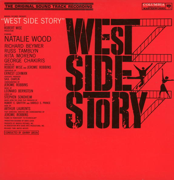 Movie「'West Side Story' Soundtrack Album」:写真・画像(5)[壁紙.com]