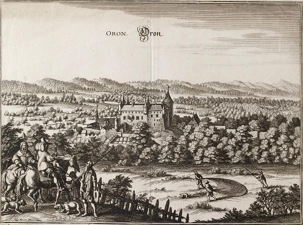 17th Century「View Of The Castle Of Oron」:写真・画像(12)[壁紙.com]
