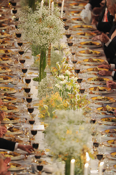 Drinking Glass「Nobel Banquet - Stockholm」:写真・画像(4)[壁紙.com]