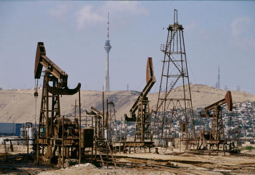 Oil Industry「(FILE PHOTO) Azerbaijan Oil Industry」:写真・画像(11)[壁紙.com]
