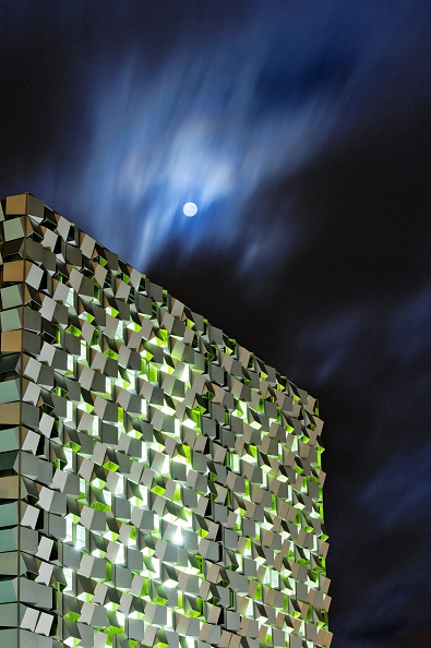 Architecture「Vew of the building known as the 'Cheese Grater', Sheffield, South Yorkshire, 2009」:写真・画像(13)[壁紙.com]
