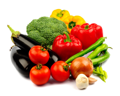 Tomato「Group of Vegetables」:スマホ壁紙(6)