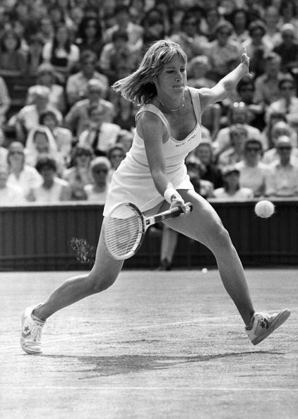 テニス「Chris Evert-Lloyd」:写真・画像(18)[壁紙.com]