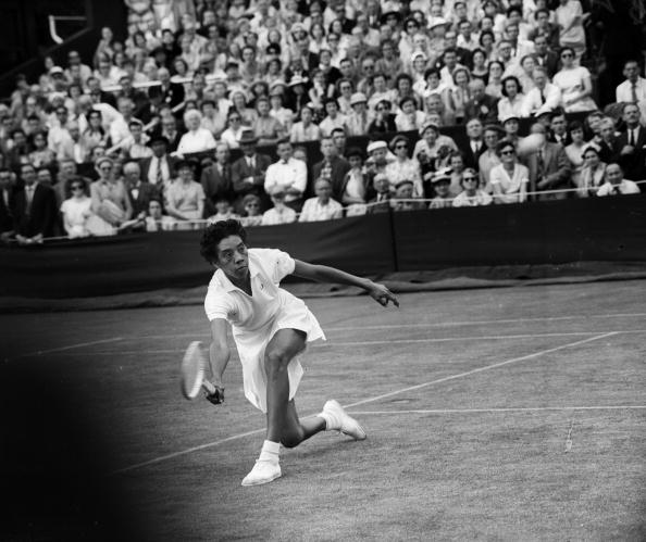 Black History in the US「Althea Gibson」:写真・画像(19)[壁紙.com]