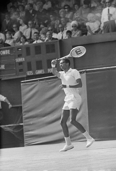 アーサー アッシュ「1968 Wimbledon Championships – Men's Singles」:写真・画像(16)[壁紙.com]