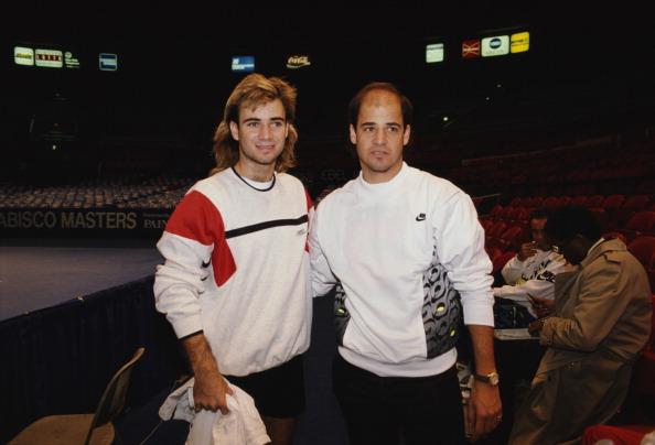 アンドレ アガシ「Andre Agassi」:写真・画像(14)[壁紙.com]
