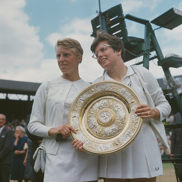 賞「King Wins Wimbledon Singles」:写真・画像(2)[壁紙.com]