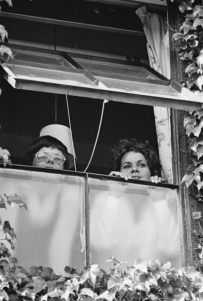 William Lovelace「Billie Jean King & Evonne Goolagong At Wimbledon」:写真・画像(16)[壁紙.com]