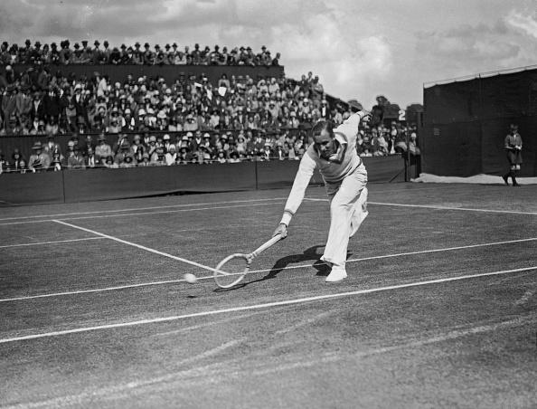 テニス「Tilden At Wimbledon」:写真・画像(4)[壁紙.com]