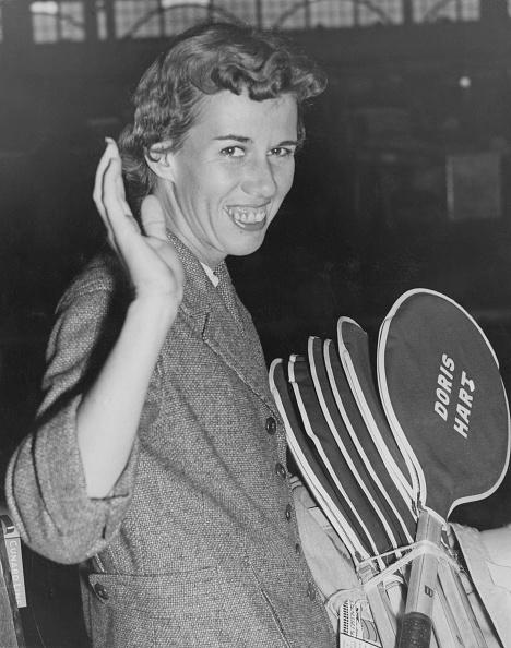 テニス「Doris Hart」:写真・画像(8)[壁紙.com]