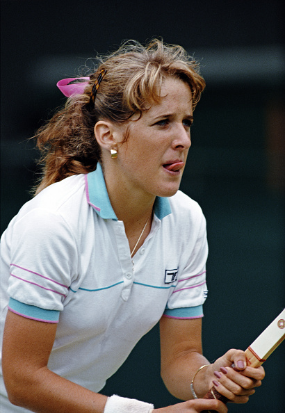 Bryn Colton「American Tennis Player Tracy Austin」:写真・画像(17)[壁紙.com]