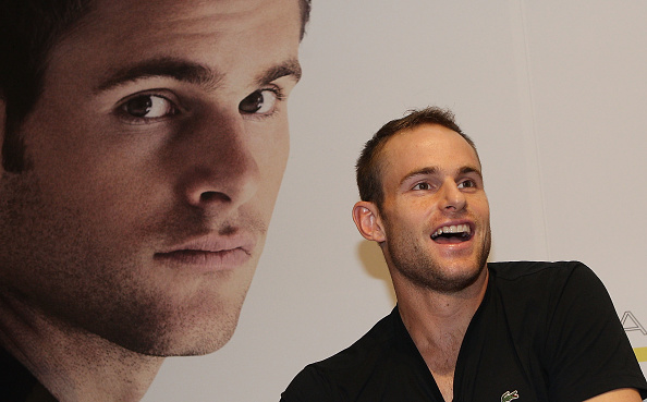 アンディ ロディック「Andy Roddick Promotes New Fragrance At Myer」:写真・画像(10)[壁紙.com]