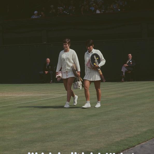 スポーツ用品「Wimbledon 1967」:写真・画像(15)[壁紙.com]