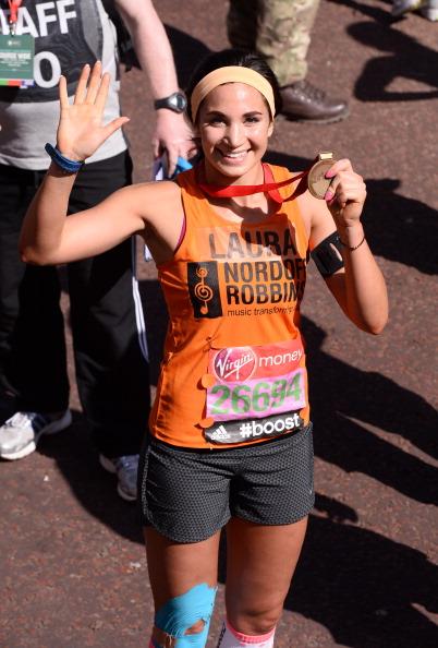 Participant「Celebrities: London Marathon 2014」:写真・画像(15)[壁紙.com]