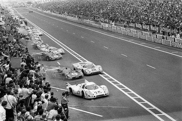 モータースポーツ「Vic Elford, Jo Siffert, Nino Vaccarella, 24 Hours Of Le Mans」:写真・画像(10)[壁紙.com]