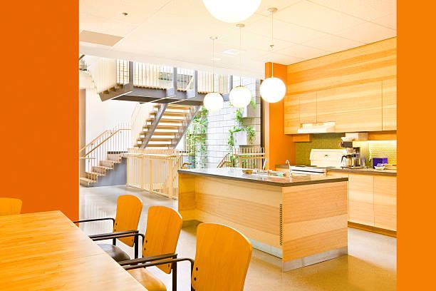 Large, Modern Kitchen:スマホ壁紙(壁紙.com)