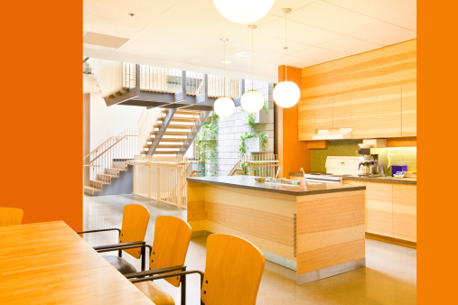 Domestic Kitchen「Large, Modern Kitchen」:スマホ壁紙(4)