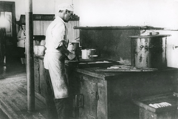 Kitchen「Gulag labor camp」:写真・画像(12)[壁紙.com]
