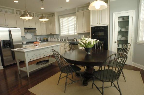 Kitchen「Martha Stewart Unveils Her First Fully-Designed Homes」:写真・画像(1)[壁紙.com]