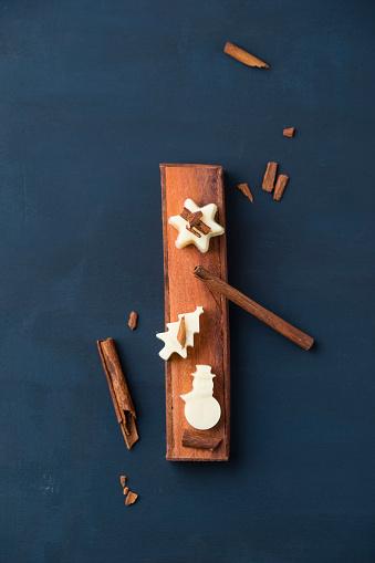 雪だるま「Bath additives with cinnamon flavor」:スマホ壁紙(8)