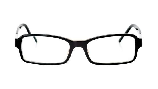 Eyewear「Academic style glasses isolated on white」:スマホ壁紙(16)