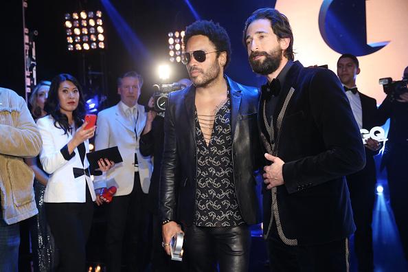 Adrien Brody「GQ Men Of The Year Award 2014 - Show」:写真・画像(8)[壁紙.com]