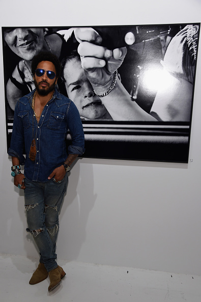 Photography Themes「Opening Of Lenny Kravitz FLASH Photography Exhibition」:写真・画像(17)[壁紙.com]