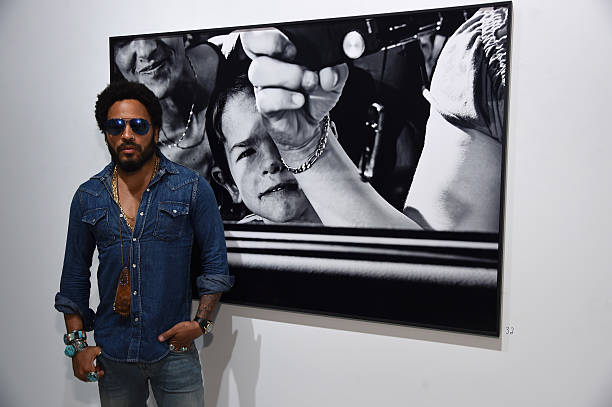 Opening Of Lenny Kravitz FLASH Photography Exhibition:ニュース(壁紙.com)