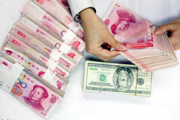 Economy「China Scraps Yuan Peg To U.S. dollar」:写真・画像(14)[壁紙.com]
