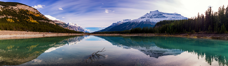 National Park「Canada, Alberty, Jasper National Park, Lake」:スマホ壁紙(11)