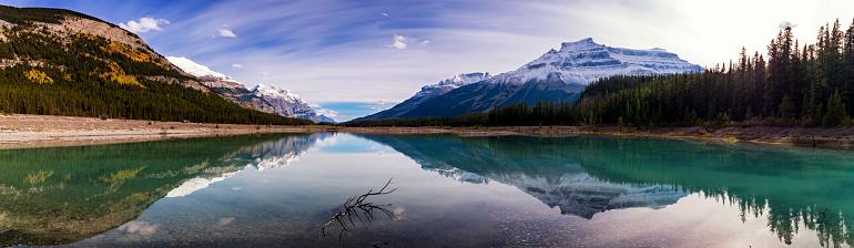 National Park「Canada, Alberty, Jasper National Park, Lake」:スマホ壁紙(14)