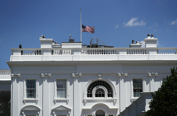 Orlando - Florida「President Obama Makes Statement On Mass Shooting In Orlando At White House」:写真・画像(18)[壁紙.com]